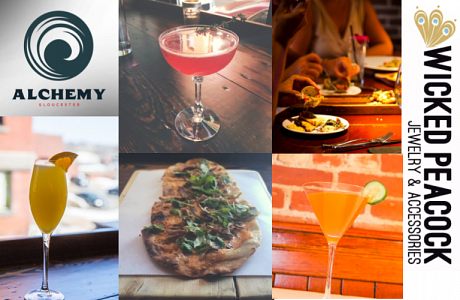 LADIES' NIGHT AT ALCHEMY – COCKTAILS, FOOD & SHOPPING UNDER ONE ROOF