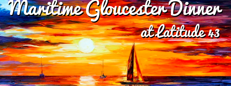Underutilized, Local Seafood & Unexpected Wine Pairings - Support Maritime Gloucester