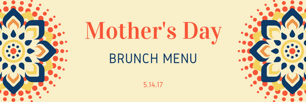 Mother's Day Brunch at Opus