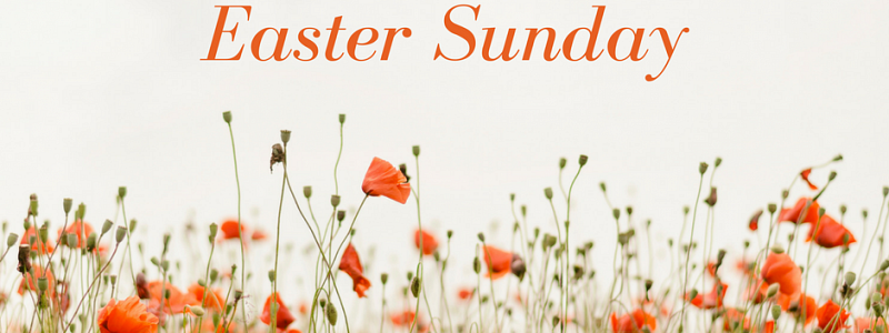 Easter Sunday at Opus - Reservations Still Available!