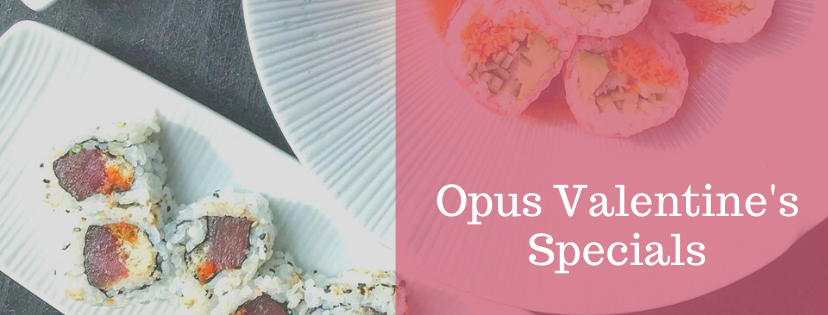 Valentine's Day at Opus