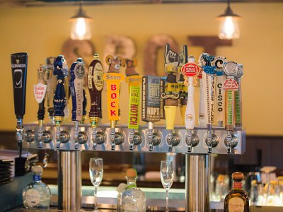 Plenty on tap at The Spot, Georgetown