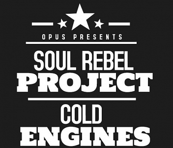 New Year's Eve with Cold Engines & Soul Rebel Project