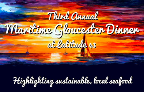 Third Annual Maritime Gloucester Dinner