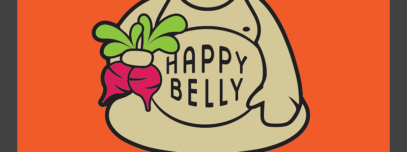 SURPRISE! We just gave you another $10 to use at Happy Belly in the next 72 hours