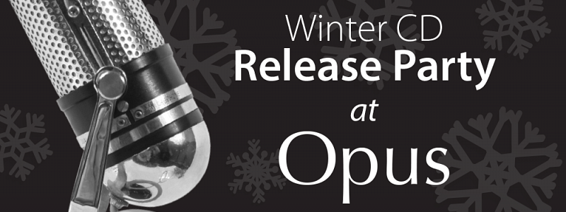 Plummer Home Winter Release Party at Opus this December