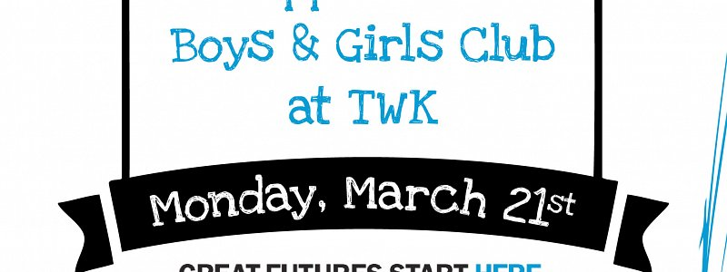 Support the Boys & Girls Club at TWK